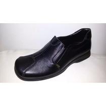Zapatos Escolares Casuales Negros Para Niños, Niñas Y Adulto