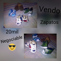 Vendo Zapatos De Bebe Originales
