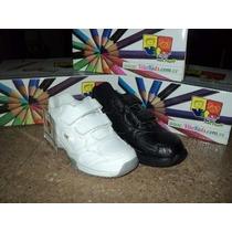 Zapatos Deportivos Colegiales Vita Kids Escolares