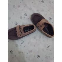 Zapatos De Niños Talla 24 Sperry Top-sider Importados