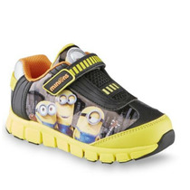 Zapato Minions Niño Tortuga Spiderman Tomorrowland Luces Adv