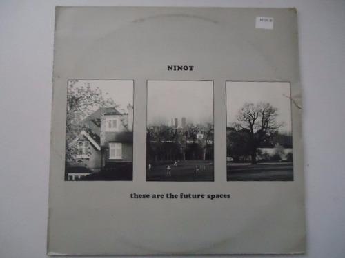 ninot / these are the future spaces vinyl lp acetato