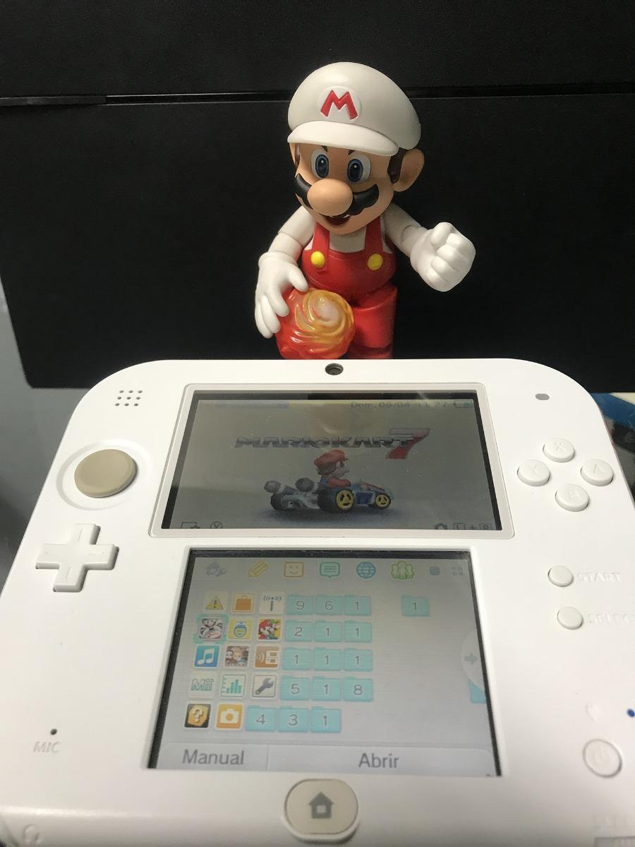 Nintendo 2ds Edicion Mario Bros 2 Juegos 2 500 00 En Mercado Libre