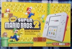 Nintendo 2ds New Super Mario World 2 Nuevo