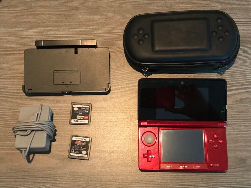 Nintendo 3ds 2 Juegos 2 550 00 En Mercado Libre