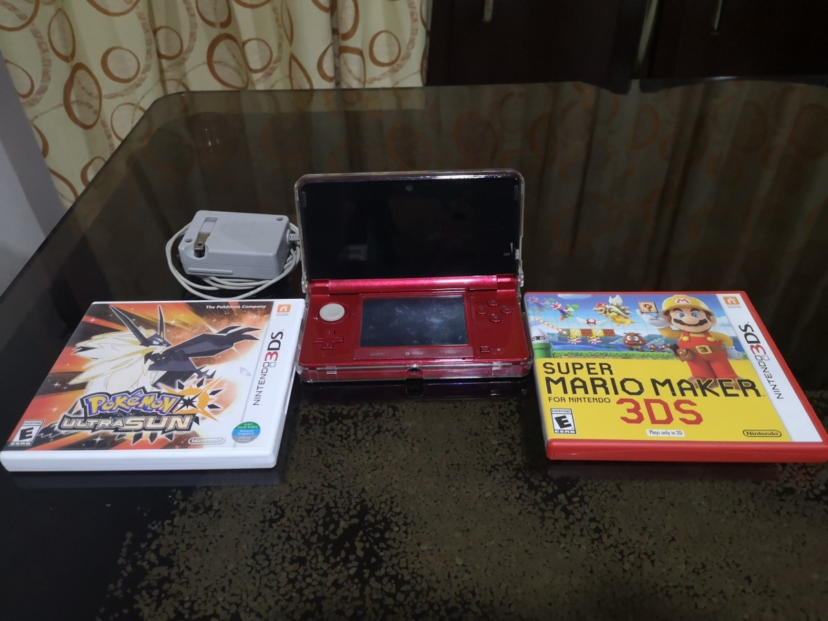 Nintendo 3ds 2 Juegos S 500 00 En Mercado Libre