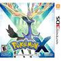 Pokémon X - Rol - Rpg - Nintendo 3ds