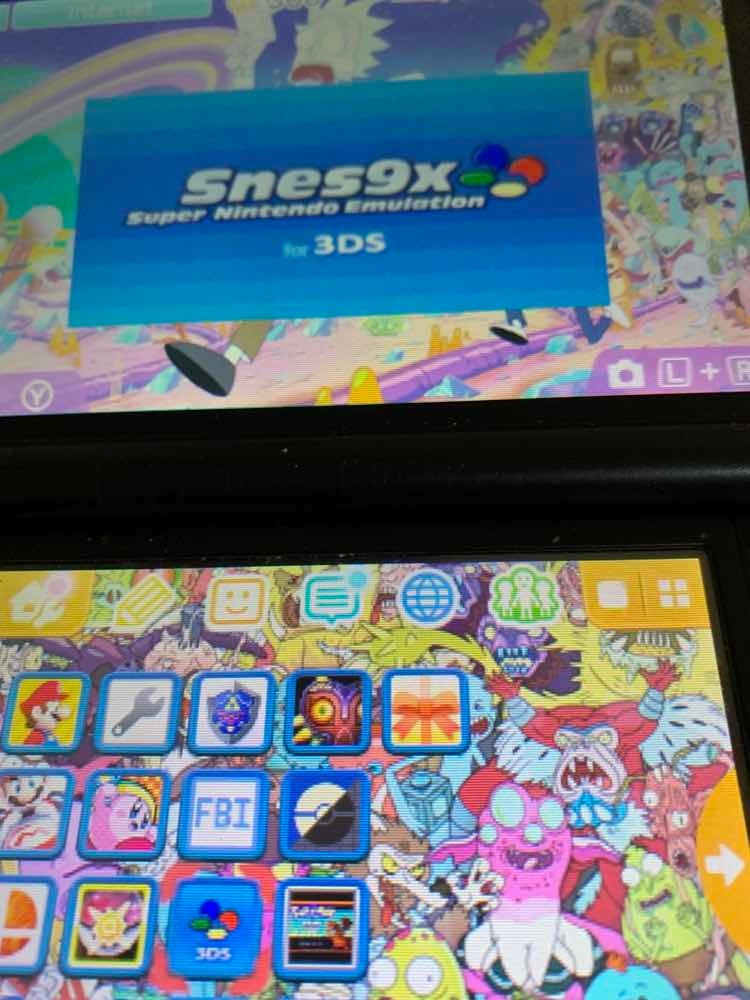 Nintendo 3ds Xl Con Cfw