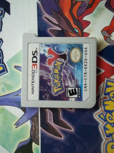 nintendo 3ds pokemon