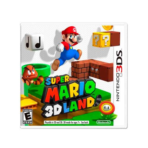 nintendo 3ds super mario 3d land original nuevo fisico sella