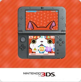Watch Home 2 3ds Kai Nintendo Tema Jibanyan Menú Yo QrthCdxs