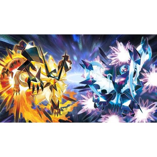 nintendo 3ds videojuego pokemon