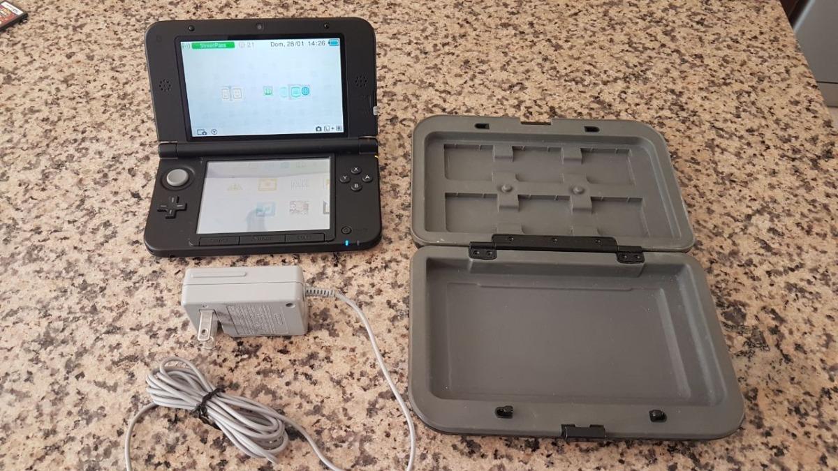 Nintendo 3ds Xl 110v Usada 8 Juegos 4 500 00 En Mercado Libre
