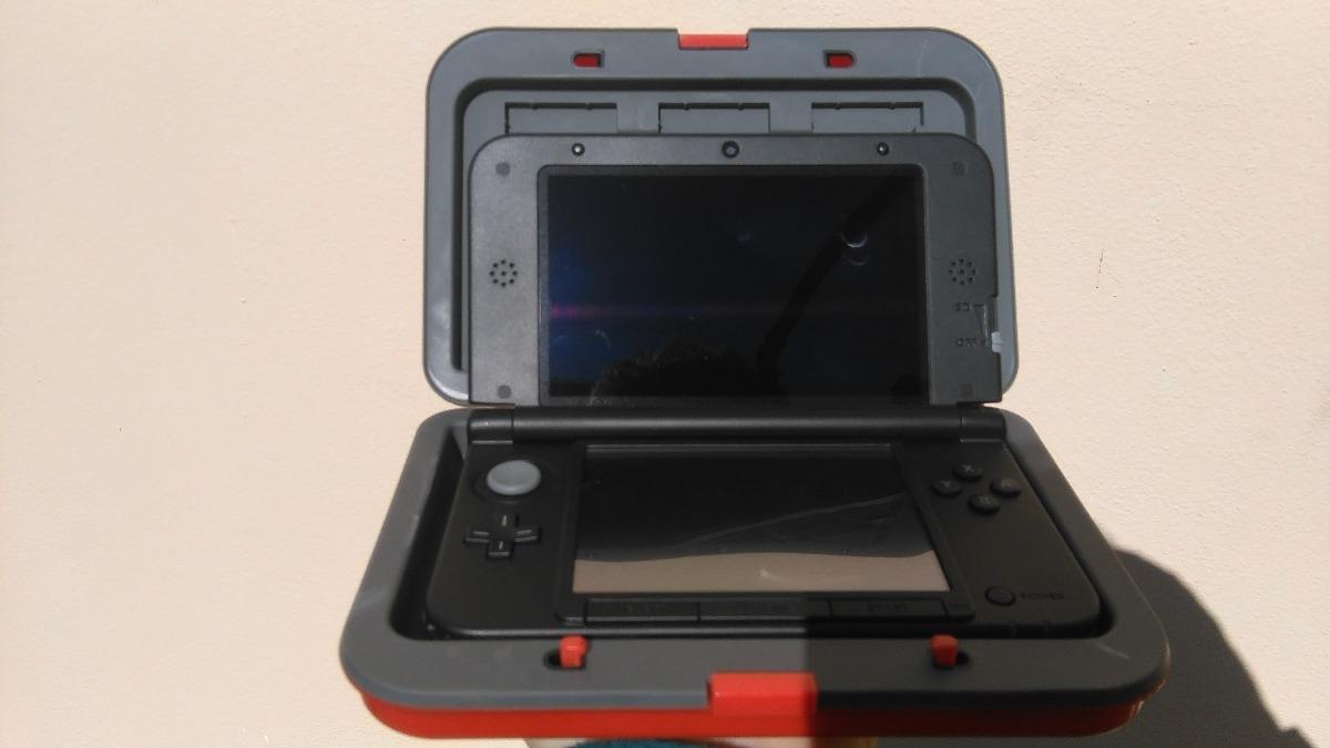 Nintendo 3ds Xl 2 Juegos 6 500 00 En Mercado Libre