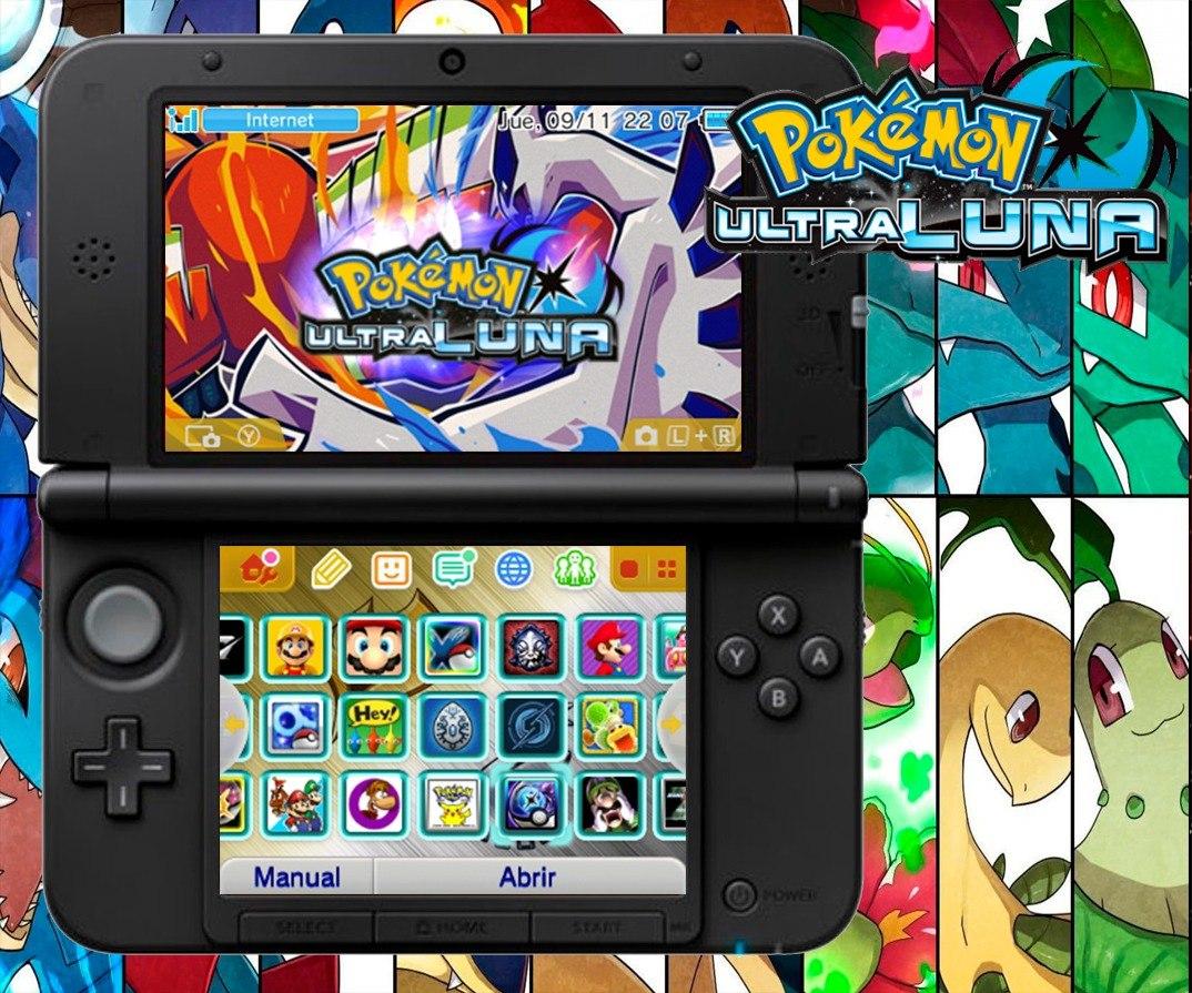 Nintendo 3ds Xl 30 Juegos 3d 26 Temas 32gb 4 400 00 En