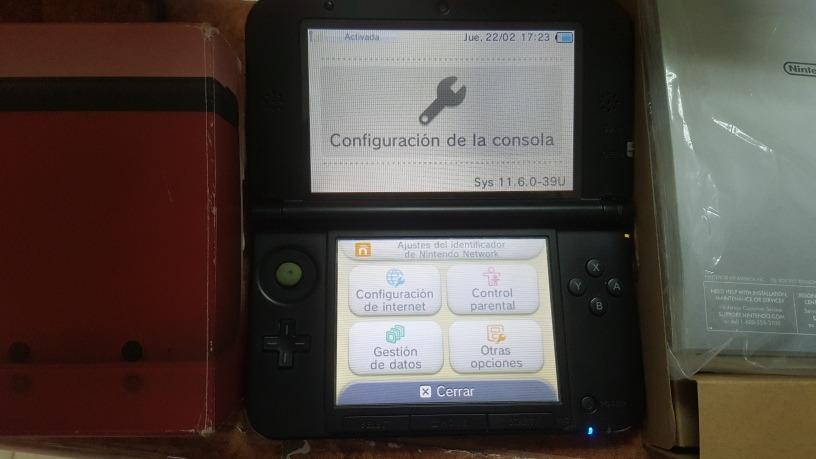 Nintendo 3ds Xl 8gb Lleno De Juegos Y Caja 4 350 00 En Mercado Libre