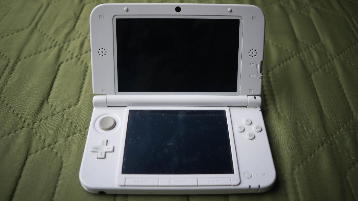 Nintendo 3ds Xl Rosa Tarjeta Sd4gb 5 Juegos Sin Cargador