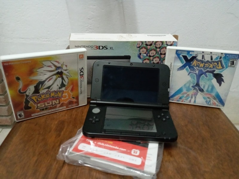 Nintendo 3ds Xl Version Mario And Luigi Dream Team U S 349 00 En