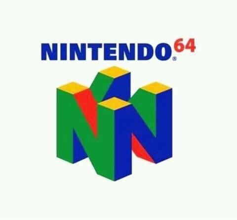 nintendo 64 + 2 control + 2 juegos