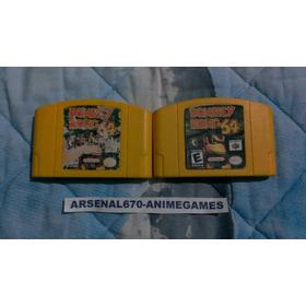 Nintendo 64 Donkey Kong 64 Y Expansion Pack N64