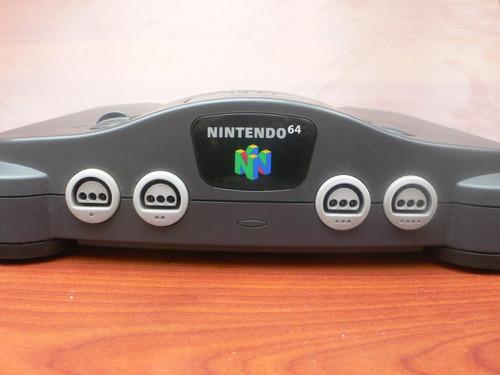 nintendo 64 n64 en buen estado y funcional