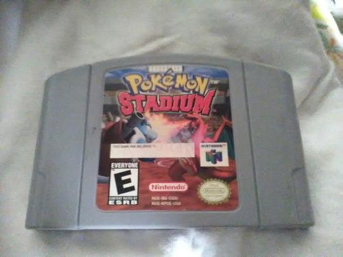 nintendo 64 pokemon stadium 1