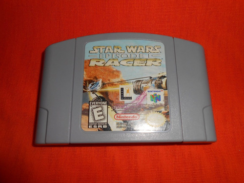 nintendo 64 star wars episode 1 racer