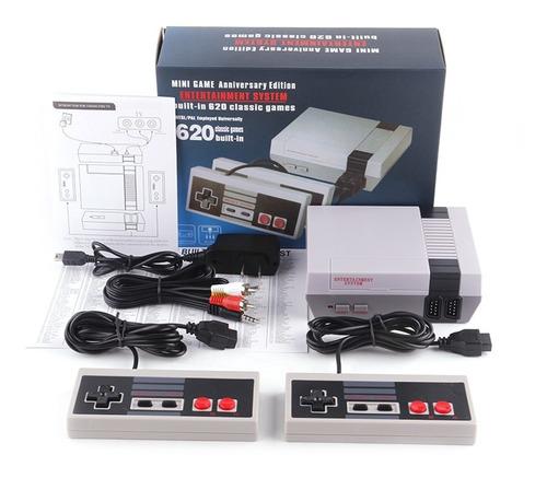 nintendo classic retro 620 juegos consola mini nintendo !!