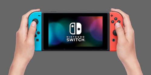 nintendo consola switch neon 32gb version 1.1 - standard