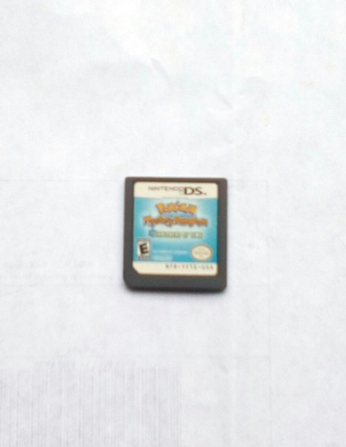 nintendo ds - pokémon mystery dungeon, explorers of time