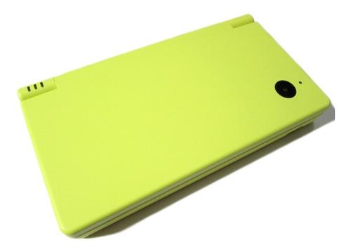 nintendo dsi modelo lime green original nintendo.