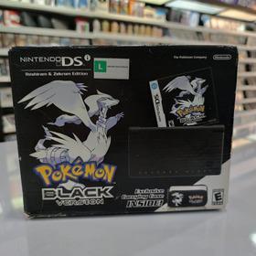 Nintendo Dsi Versão Pokémon Reshiram & Zekrom Edition