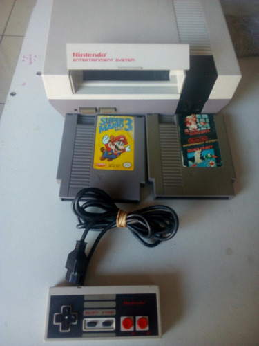 nintendo entertainment system  nes,   en excelente estado