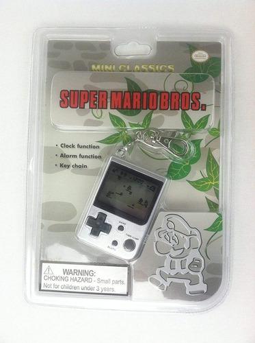 nintendo game and watch mini super mario bross belgrano