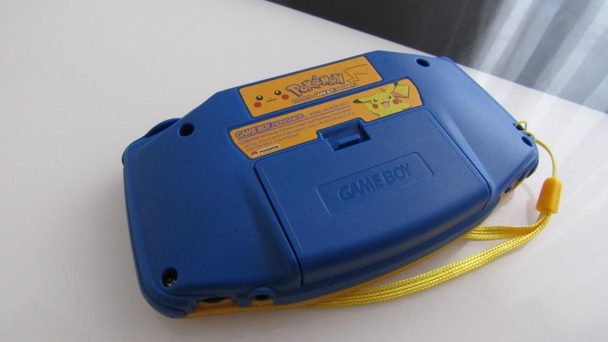 Nintendo Game Boy Advance 101 Mod - Pokémon