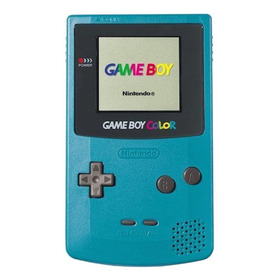 Nintendo Game Boy Color Standard Teal