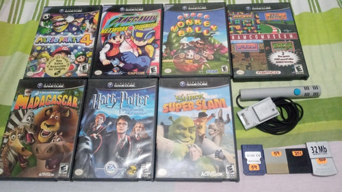 nintendo gamecube juegos de game cube wii