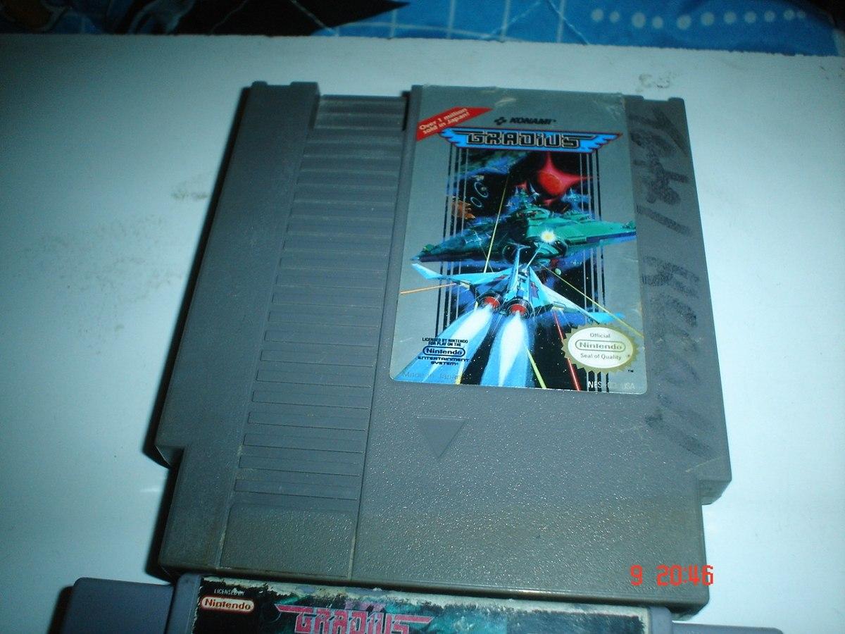 Nintendo Gradius Life Force Nes Gradius 3 Super Nintendo Sne