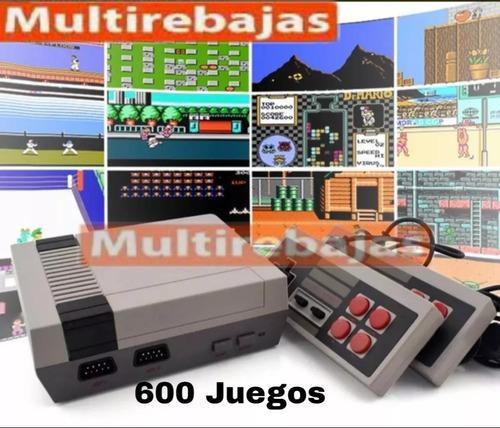 nintendo incluye 620 juegos con dos palancas