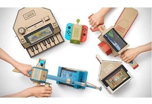 nintendo labo variety kit nintendo switch despacho gratis