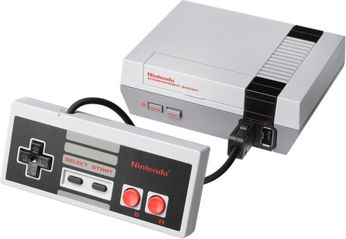 nintendo mini nes classic edition // sellada - huaman.sales