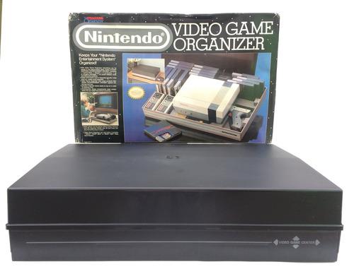 nintendo nes dynasound video game organizer retro