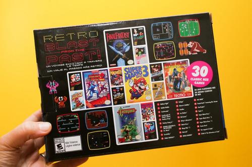 nintendo nes mini consola classic edition nueva