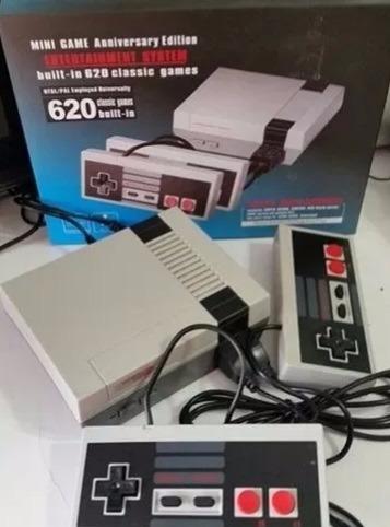 Nintendo Nes Mini Identica A La Original Y Mas Juegos 620
