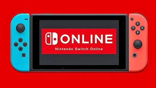 nintendo online switch