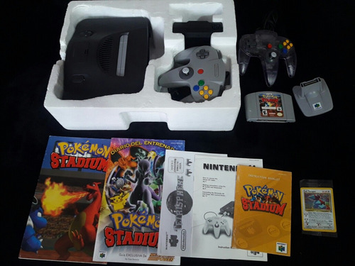 nintendo pokemon stadium