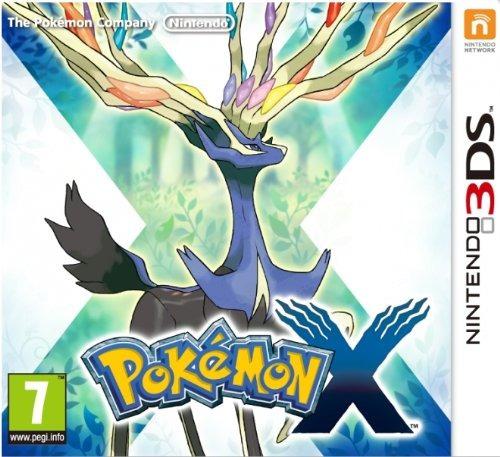 nintendo pokemon versione x 3ds