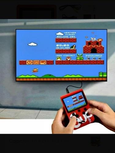 nintendo sup mini consola de videojuegos retro game boy 400