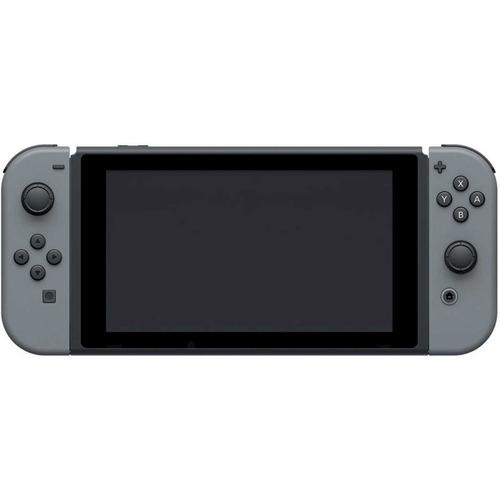 nintendo switch 32 gb gris original  + fifa 18 fisico + env