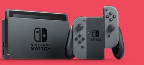 nintendo switch 32 gb + juego entrega inmed. 12 cuotas s/int